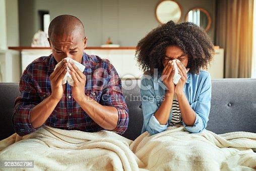 istock How did we both get sick? 928362796