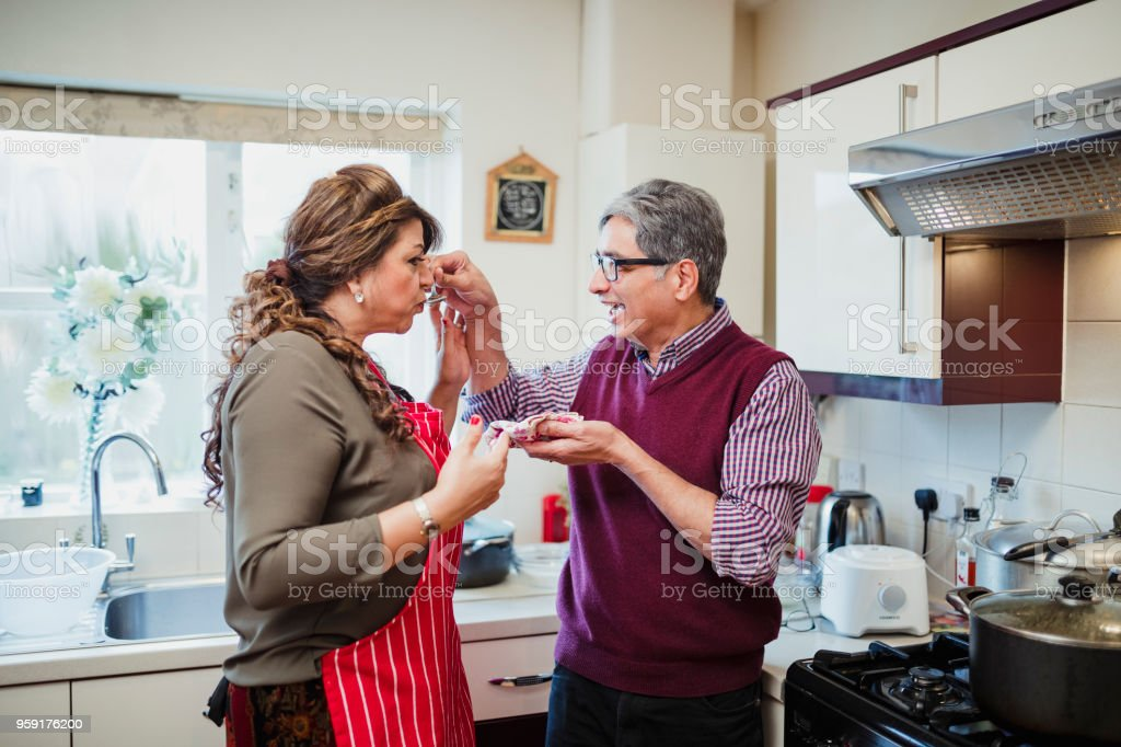 How Does This Taste to You? stock photo