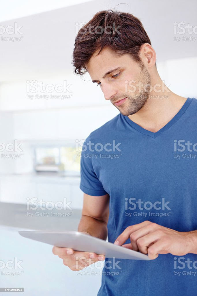 'How does this thing work?' royalty-free stock photo