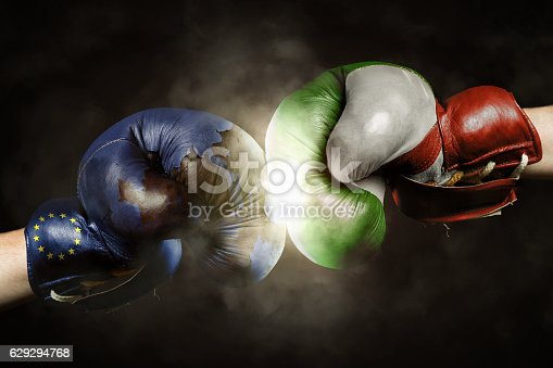 istock How far Europe is swinging to the right 629294768