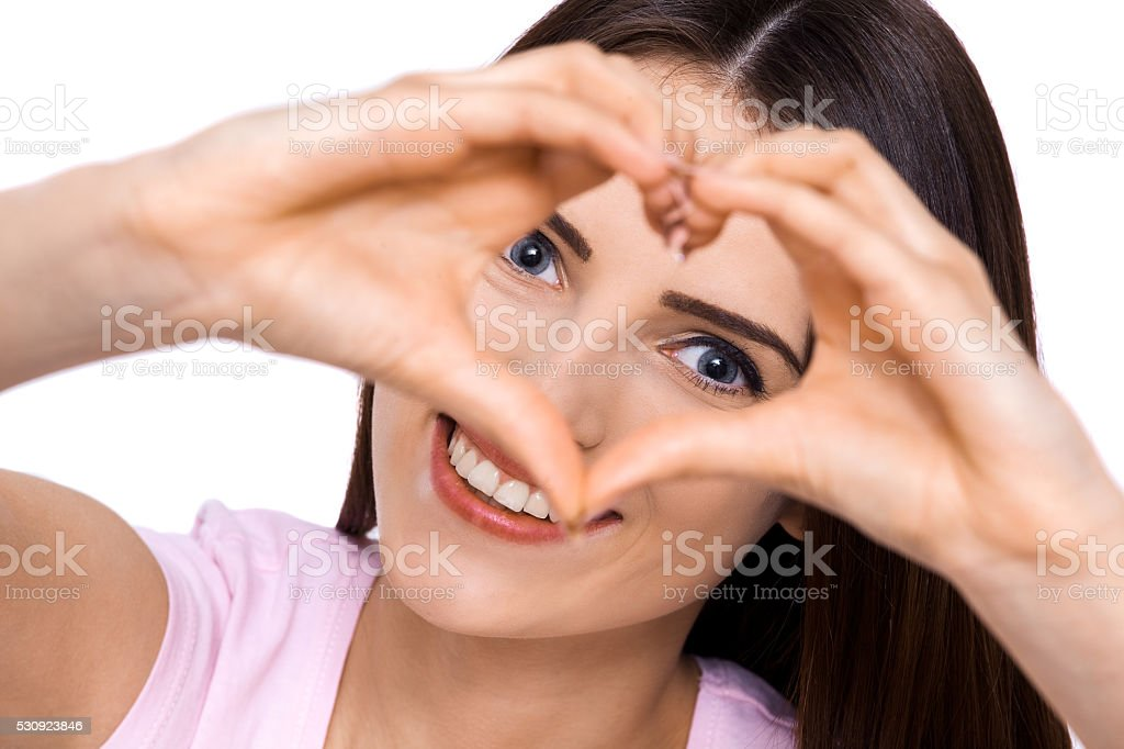 How much do you love me?? stock photo