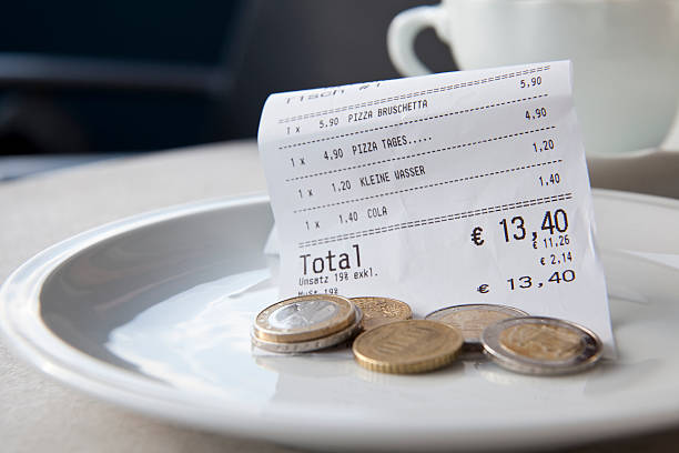 Wie viel Trinkgeld – Foto