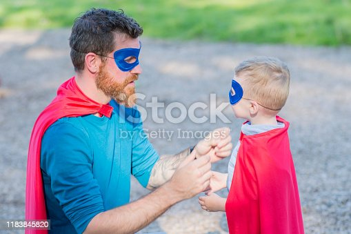 516318379 istock photo How to Be a Superhero 1183845820