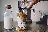 アイス コーヒーの作り方