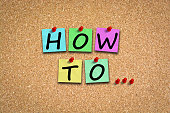 istock How to phrase with post it on cork 629162026