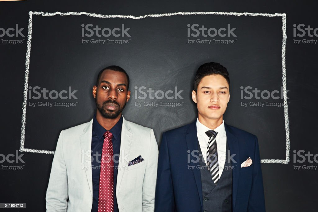 How would you frame success? stock photo
