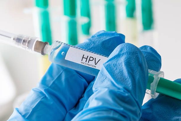 hpv vaccination hpv vaccination human papilloma virus stock pictures, royalty-free photos & images