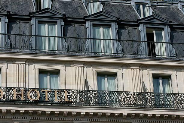 Hôtel typique A Paris – Foto
