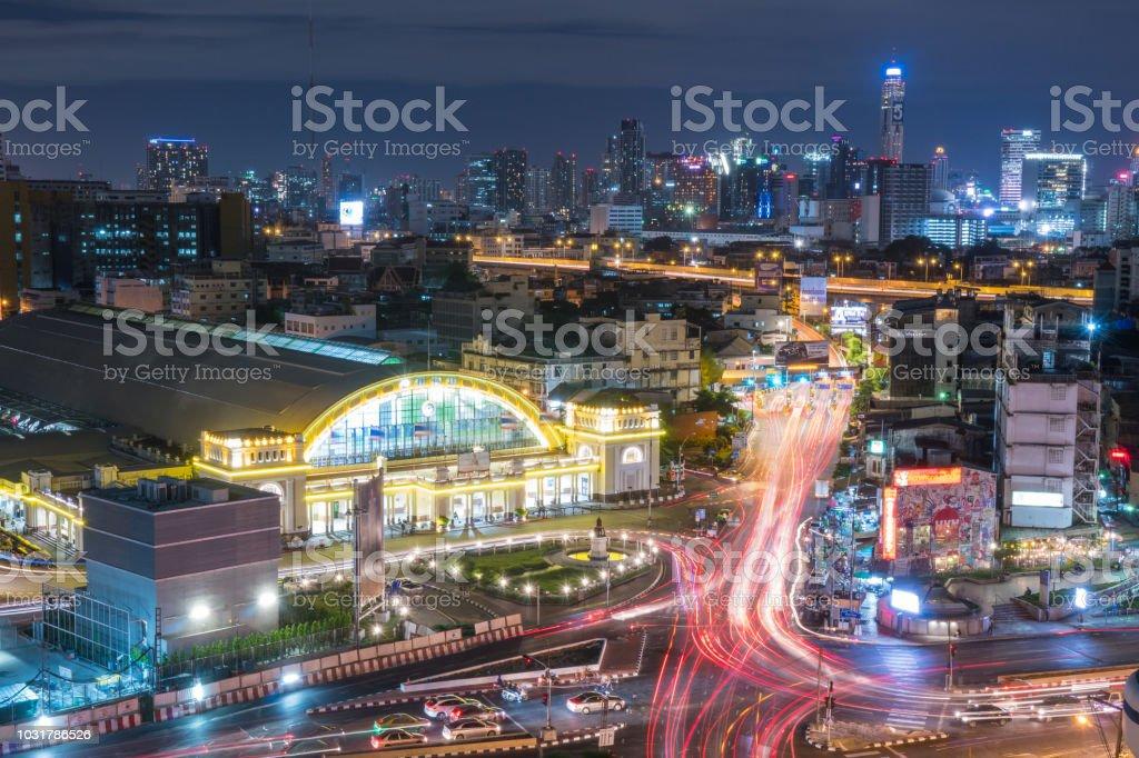 Bahnhof Hua Lamphong – Foto