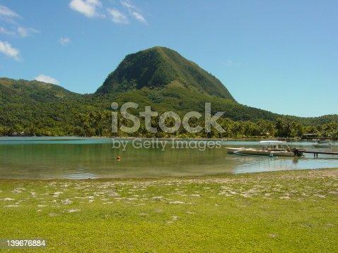 Huahine Lagoon