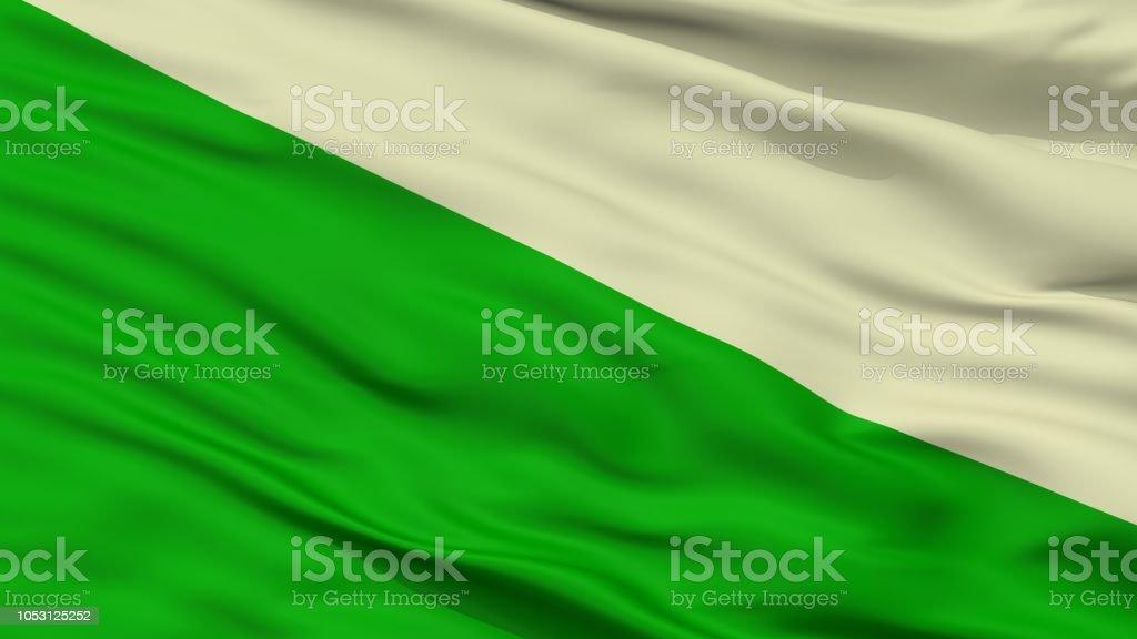 la bandera actual de huanuco