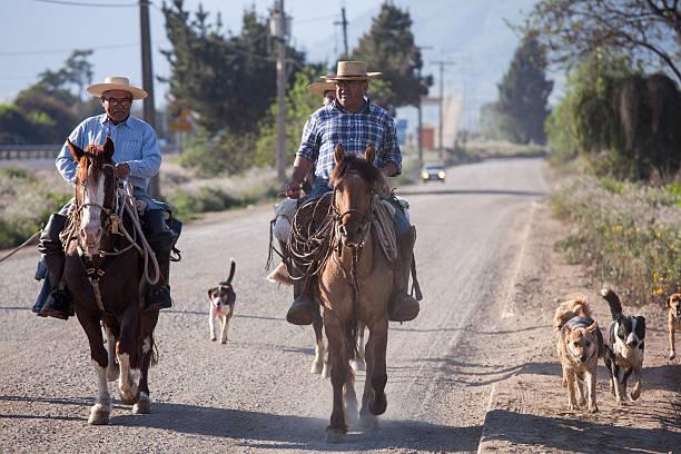 Huasos, Chile – Foto