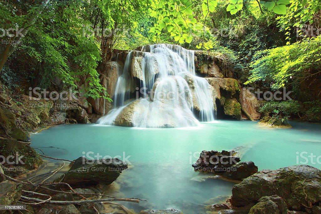 Huay mae fireplace poker-Wasserfall – Foto
