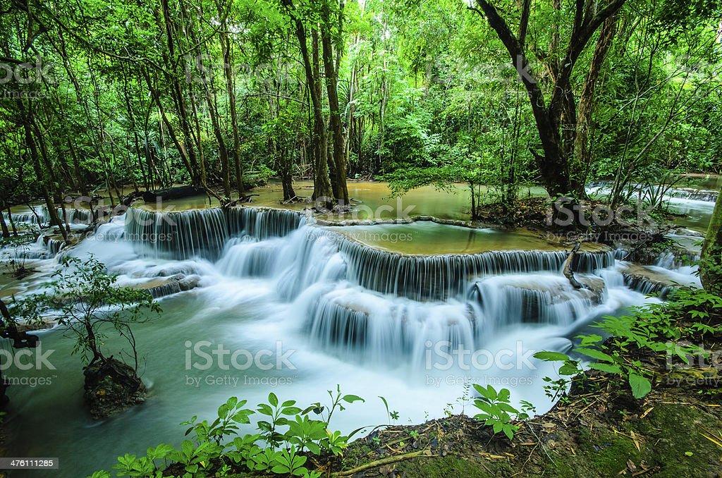 Huay mae khamin chute deau qui coule de leau le paradis en - Chasse d eau qui coule en continue ...