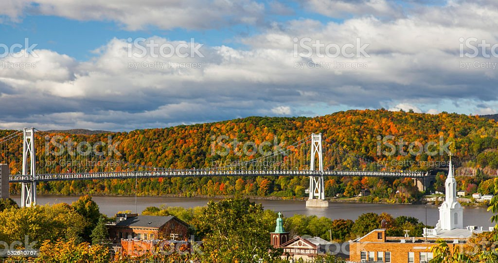 Hudson Valley - NY stock photo