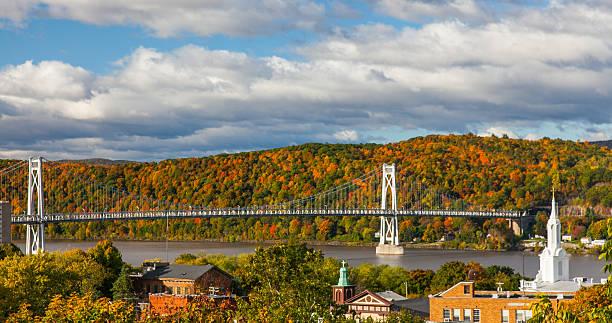 Hudson Valley - NY stock photo