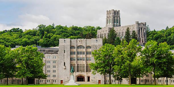 Hudson Valley, NY - West Point stock photo