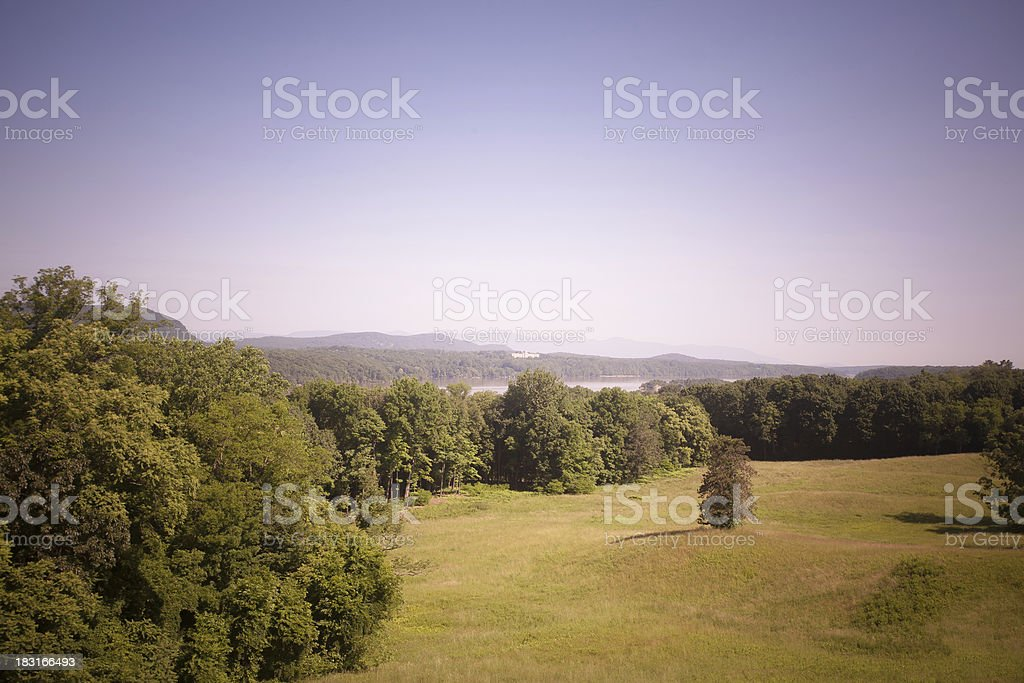 Hudson Valley stock photo
