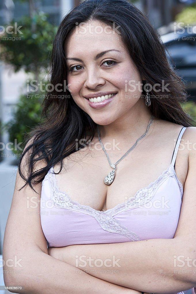 Duże klipy wideo na piersi
