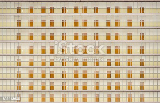 178842131 istock photo Huge building with many flats 625413606