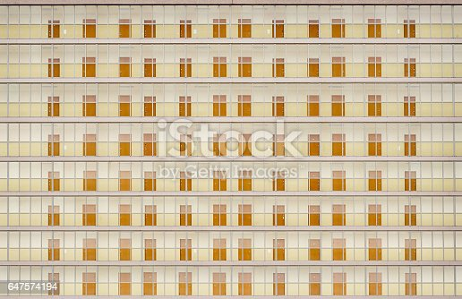 178842131 istock photo Huge building with many flats 647574194