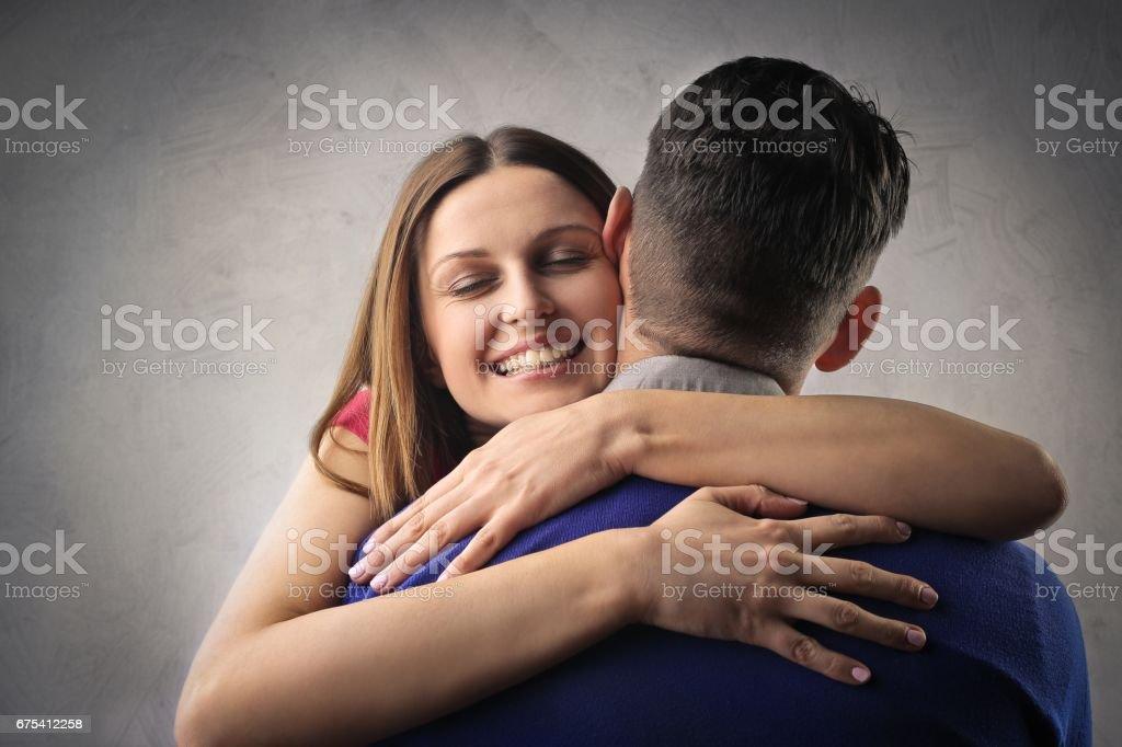 couple près du corps photo libre de droits