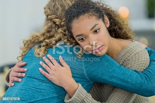 istock Hugging 683747378