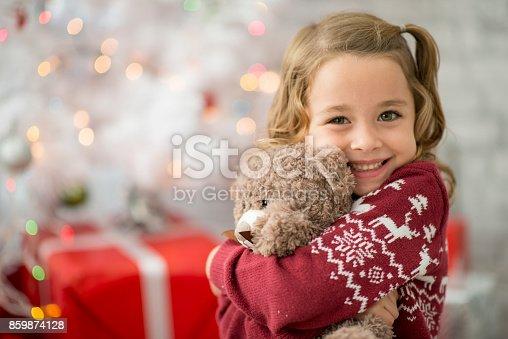 istock Hugging Teddy 859874128