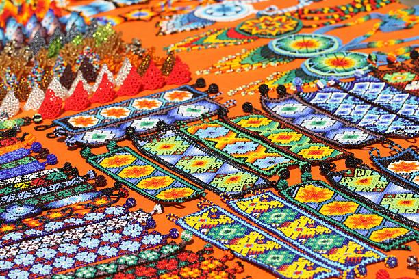 Huichol handicraft