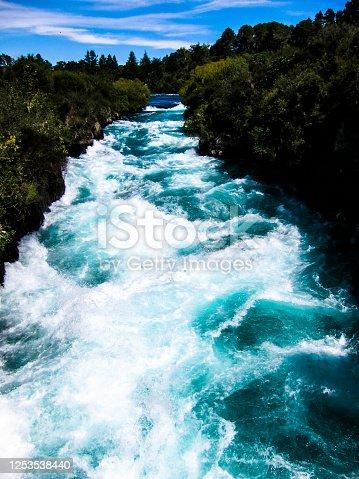 Waikato River in Taupo District
