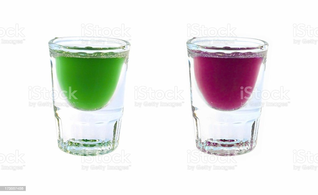 Hulk Shots royalty-free stock photo