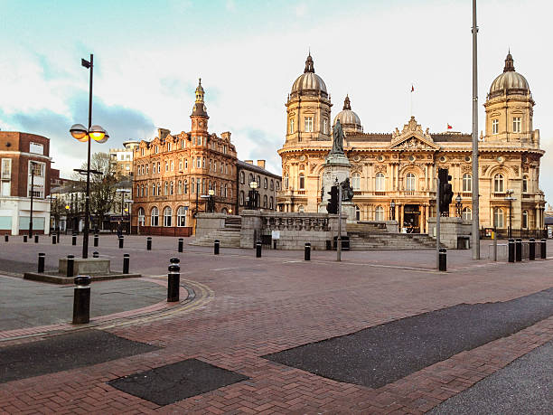 hull city maritime museum - hull stock pictures, royalty-free photos & images
