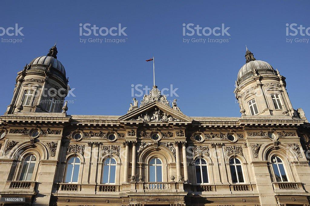 Hull Maritime Museum stock photo
