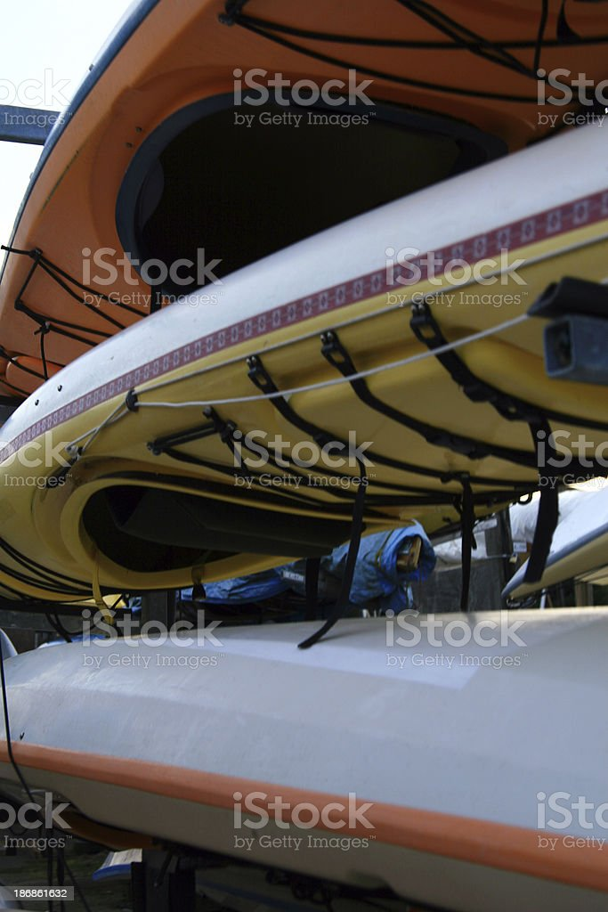 Hulls royalty-free stock photo