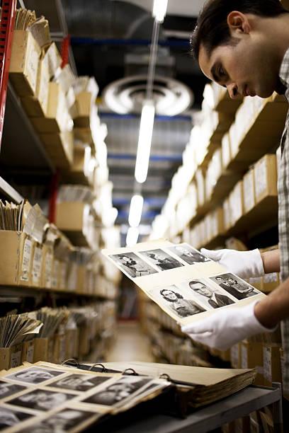 Arquivos Hulton - foto de acervo