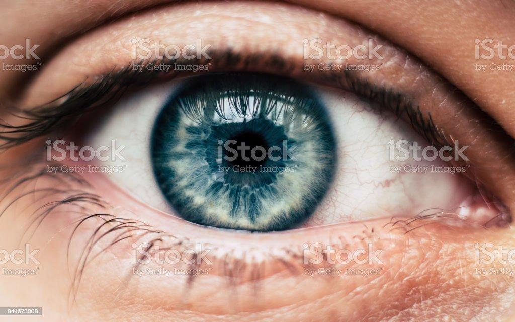 Die Blaue Auge – Foto