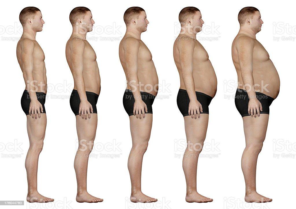 Que hacer para bajar de peso hombres g