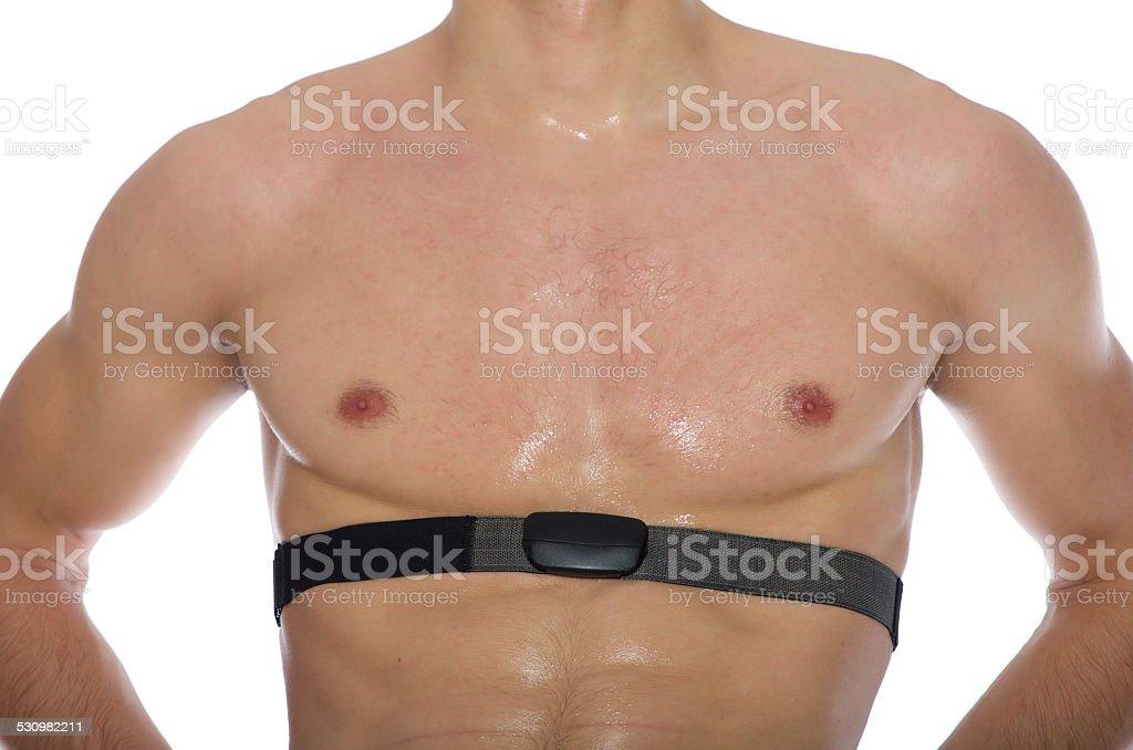 Human body. stock photo