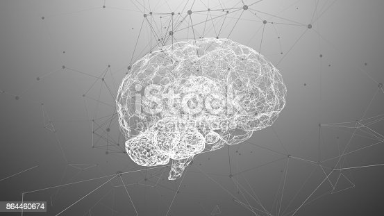 864460734istockphoto Human brain creativity innovation in thinking and knowledge abstract 864460674