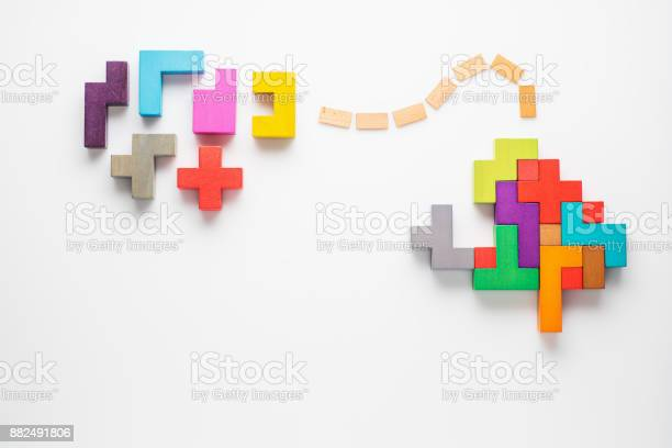 Human brain is made of multicolored wooden blocks creative medical or picture id882491806?b=1&k=6&m=882491806&s=612x612&h=nepbm901p1fus2vybd1gvdb5bohmaa0nrk1p0z8harq=
