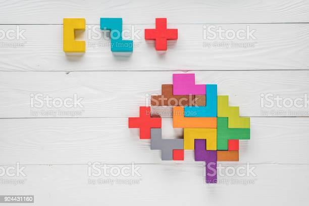 Human brain is made of multicolored wooden blocks creative medical or picture id924431160?b=1&k=6&m=924431160&s=612x612&h=ysmp18rsj1r0tlh1u09p3n5e3b f2kovln8lk9dwp5e=