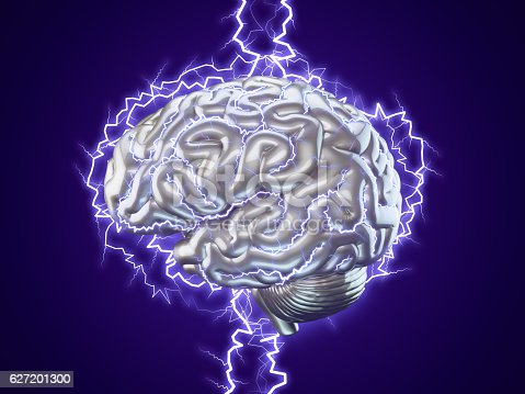 istock Human brainstorm concept 627201300