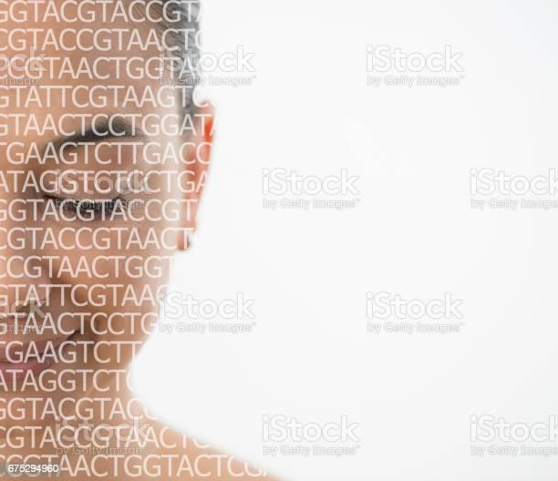 El Adn Humanos Foto de stock y más banco de imágenes de ADN