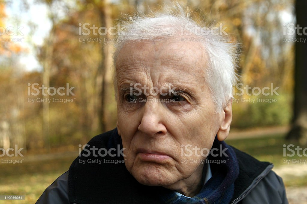 human emotion displease royalty-free stock photo