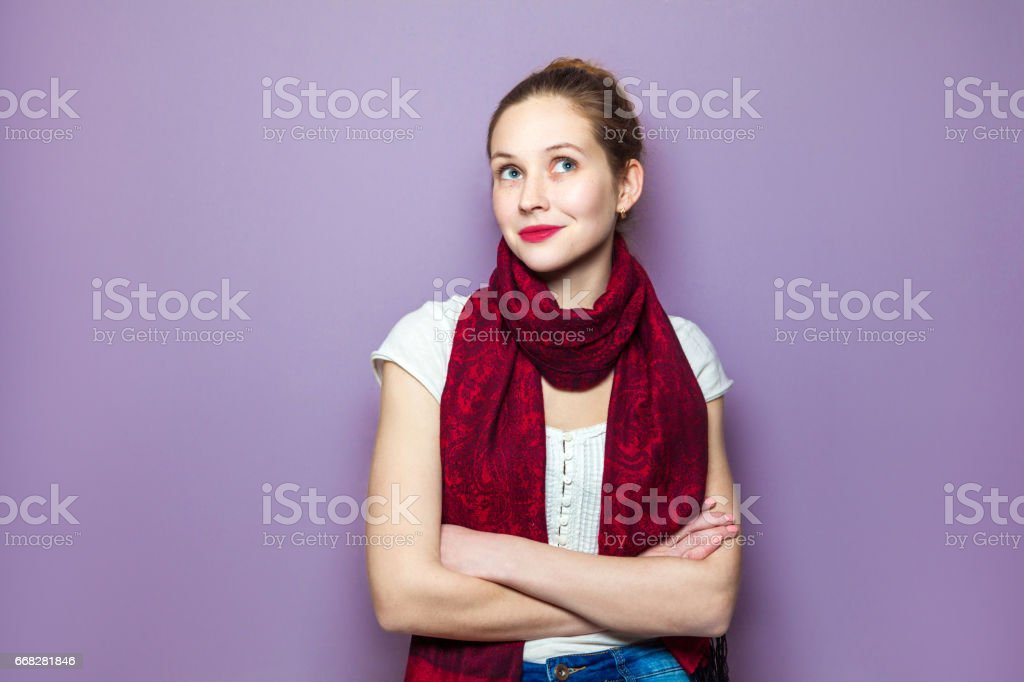 Human expressions emotions feelings body language. stock photo
