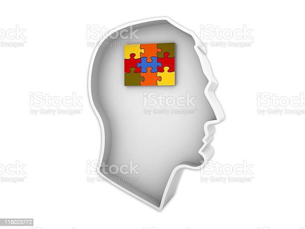 Human head with puzzle picture id115023772?b=1&k=6&m=115023772&s=612x612&h=ehsjaqonmih3kntvpulajuc zlugwe nbzpkbecic1q=