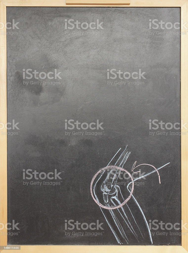 Human Joint stock photo