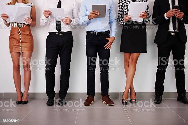 Human legs of people which waiting for job interview picture id585062542?b=1&k=6&m=585062542&s=612x612&h=tmjvzi96tl6ppdr4e pveyfcg2twdmnugebrg4 qliu=