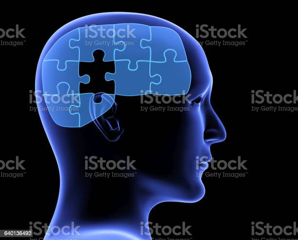 Human profile and brain in the form of the puzzle picture id640136492?b=1&k=6&m=640136492&s=612x612&h=t tjsiyw1uurviyk lbi1hvls7zyqox0owwihbcuf2e=