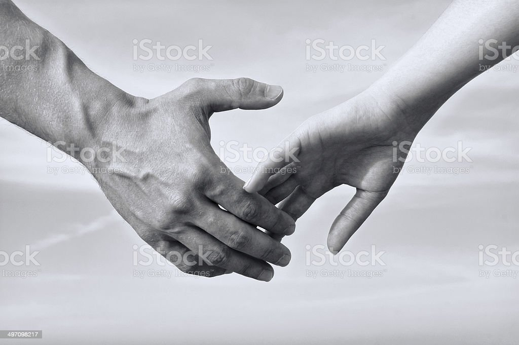 Human Relationship stock photo